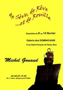 Affiche Expo Gal.Dominicains B 5 copie